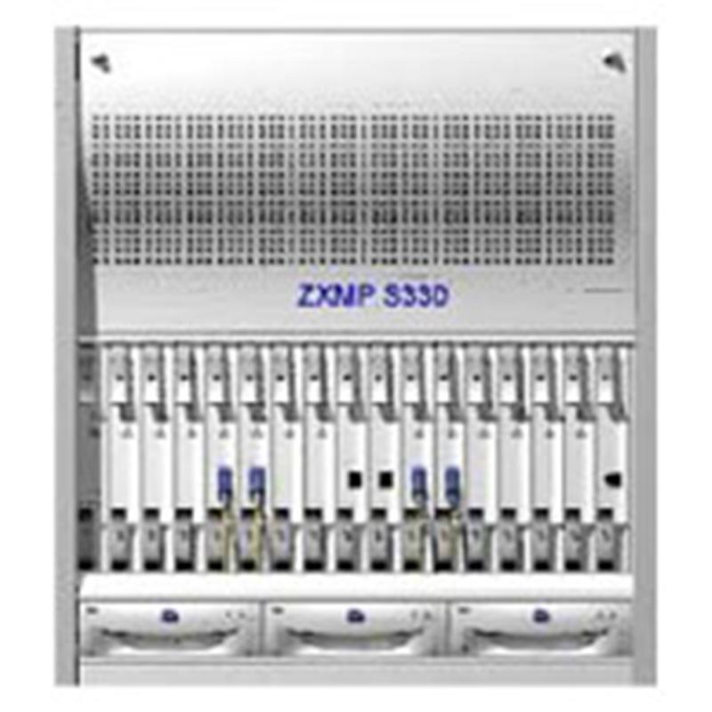ZXMP S330基于SDH的多业务节点设备