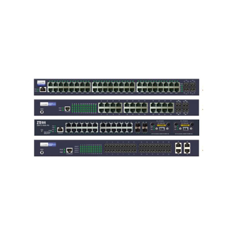 ZXR10 5900系列全千兆智能路由交换机